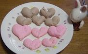 ケーキ教室マカロンハート(2014.9.4).JPG