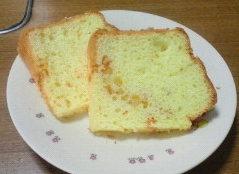 シフォンケーキお皿(2013.6.27).JPG